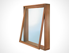 Timber Awning Windows