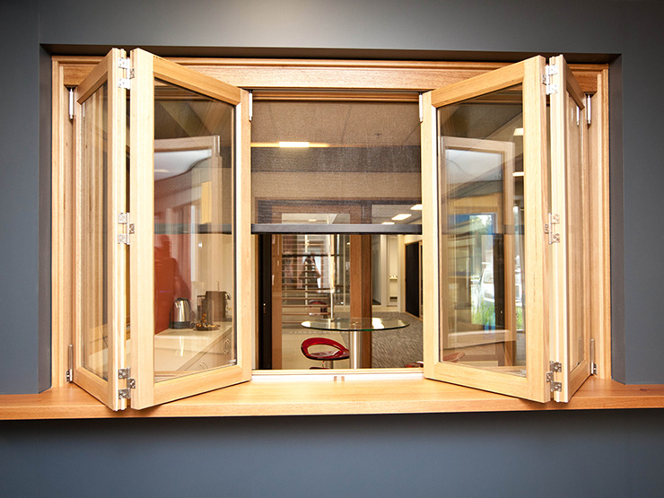 Timber Bifold Windows Window Warehouse