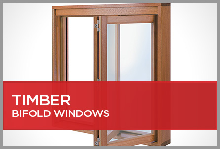 Timber Bifold Windows